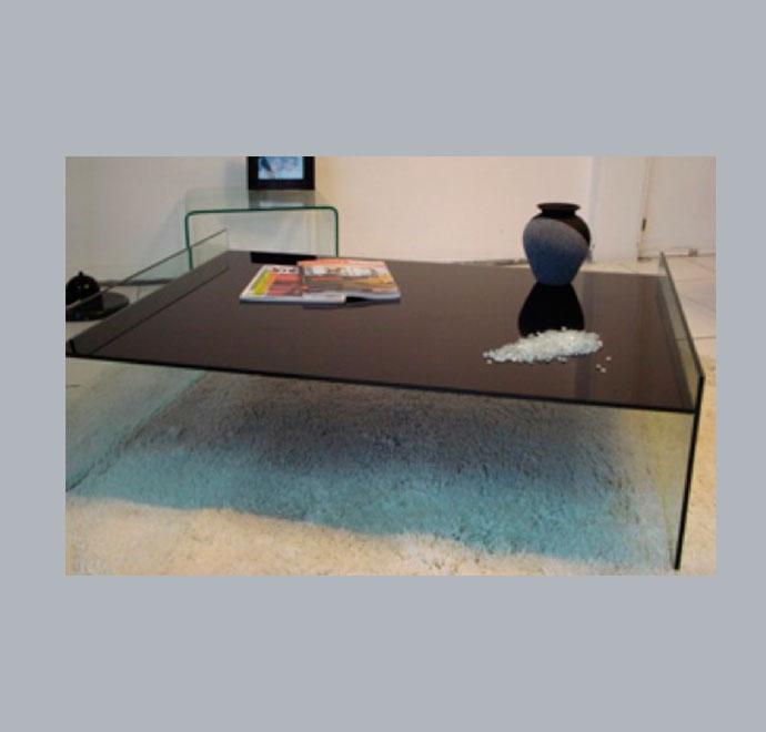 Cubiertas para Mesas - Soliglass, vidrio templado.