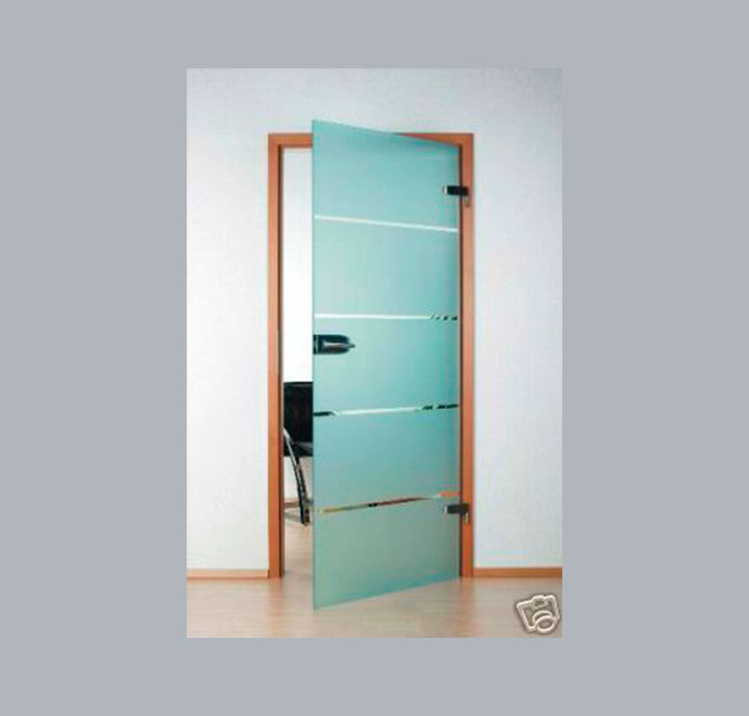 Vidrio templado para puertas soliglass vidrio templado - Cristal para puerta ...